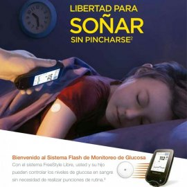 FREESTYLE LIBRE DE ABBOTT LABORATORIES